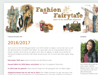 fashion-fairytale.com screenshot