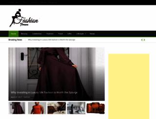 fashion-forum.org screenshot