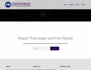 fashion-media.net screenshot