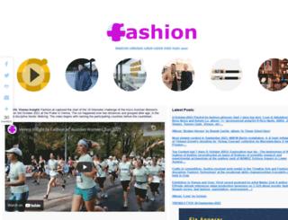 fashion.at screenshot