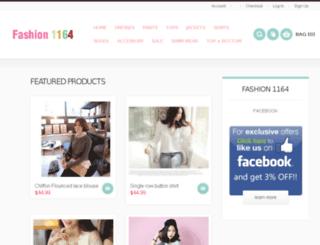 fashion1164.com screenshot
