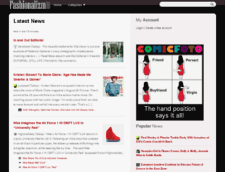 fashionalizm.com screenshot