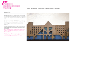 fashionarchitecturetaste.com screenshot