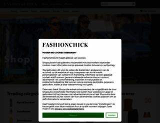 fashionchick.fr screenshot
