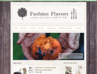 fashionflavors.it screenshot