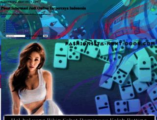 fashionista-next-door.com screenshot