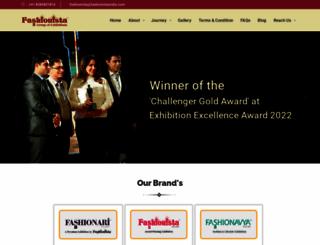 fashionistaindia.com screenshot
