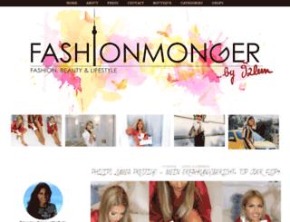 fashionmonger.net screenshot