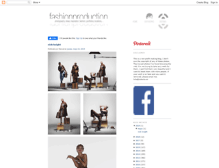fashionproduction.blogspot.com screenshot