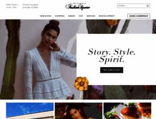 fashionsquare.com screenshot