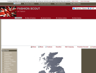 fashionstyle.org.uk screenshot