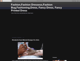 fashionsub.blogspot.com screenshot