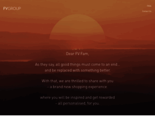 fashionvalet.com screenshot