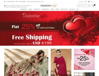 fashionwebz.com screenshot