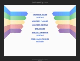fashweekly.com screenshot