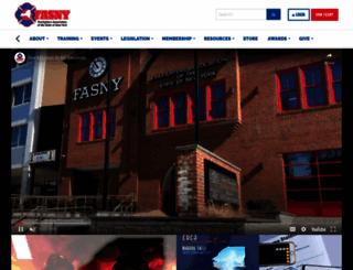 fasny.com screenshot