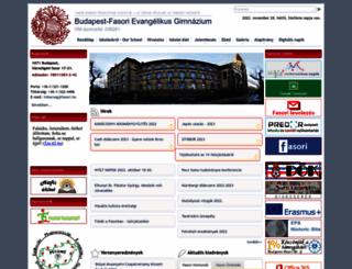 fasori.hu screenshot