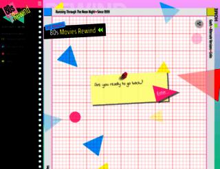fast-rewind.com screenshot