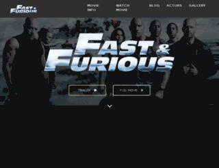 fastandfuriouss8.org screenshot