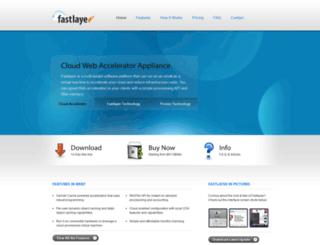 fastlayer.com screenshot