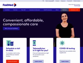 fastmed.com screenshot