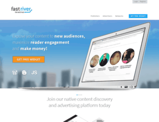 fastriver.engageya.com screenshot
