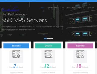 fasttechhost.com screenshot