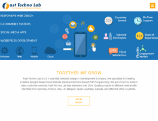 fasttechnolab.com screenshot