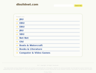 fasttrack.dbuildnet.com screenshot