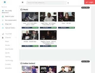 fasttubi.com screenshot