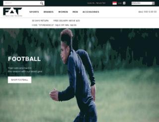 fat.com.sg screenshot
