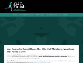 fatatthefinish.com screenshot