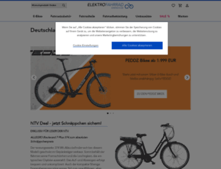 fatbike24.de screenshot