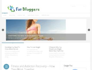 fatbloggers.net screenshot