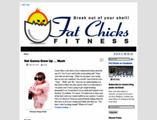 fatchicksfitness.com screenshot