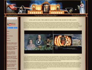 fatimamovement.com screenshot
