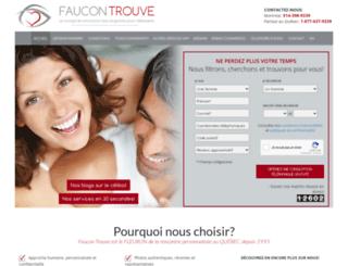 faucontrouve.com screenshot