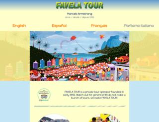 favelatour.com.br screenshot