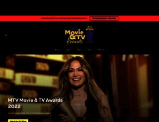 favoritecharacter-vote.mtv.com screenshot