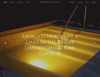 faywood.com screenshot