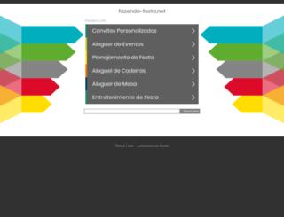 fazendo-festa.net screenshot