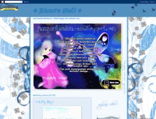 fazzsrikandisuccess.blogspot.com screenshot
