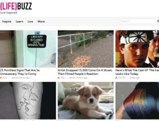fb-465.lifebuzz.com screenshot
