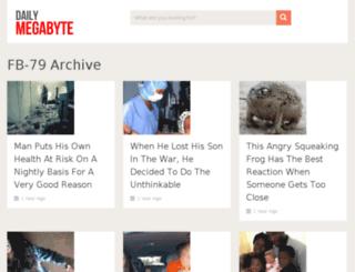 fb-79.dailymegabyte.com screenshot