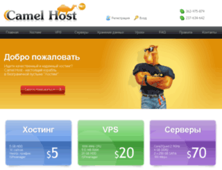 fb-sys17.camelhost.net screenshot