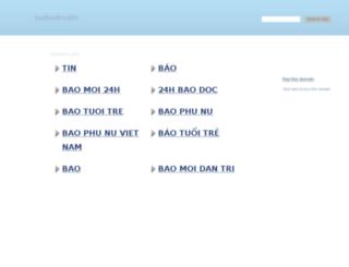 fb.baotuoitre.info screenshot