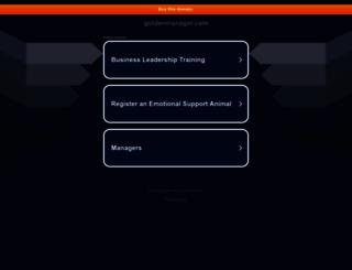fb.goldenmanager.com screenshot