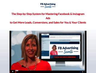 fbadvertisingsecrets.com screenshot