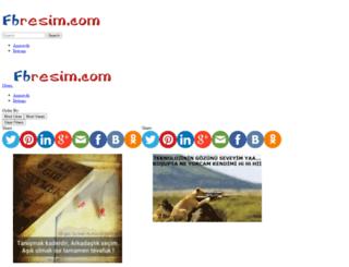 fbresim.com screenshot