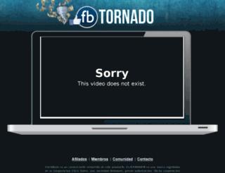 fbtornado.net screenshot